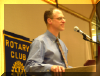 BP's Ken Konrad 2001 Briefs Anchorage Downtown Rotary Club On Gas Pipeline Study Effort